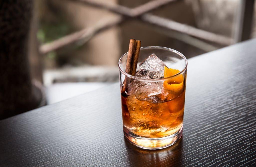 Le Old Fashioned