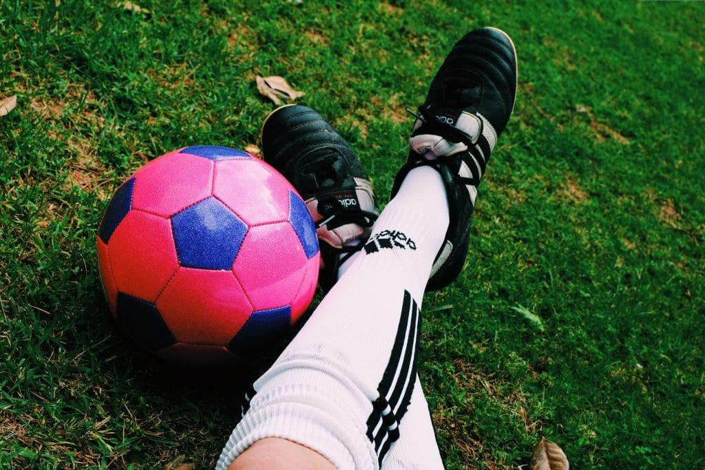 Opter pour des chaussures de foot