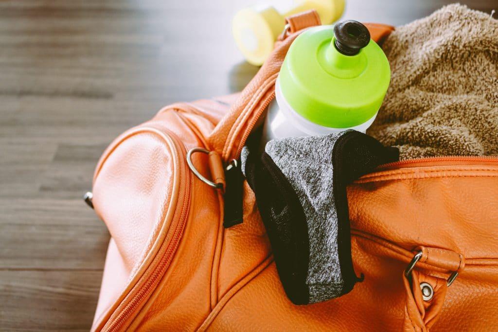 Choisir un sac de sport qui peut contenir l'équipement de foot